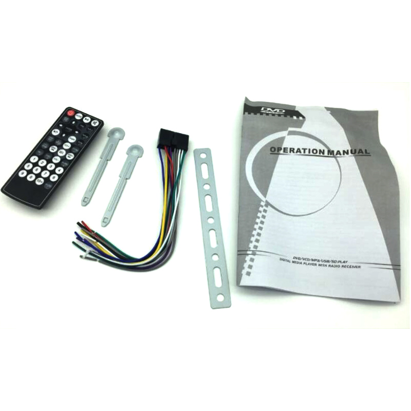 Đầu DVD 1 Din MP4 Bluetooth 1563