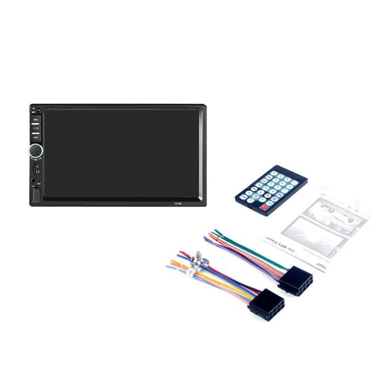 Đầu Phát Nhạc Mp5 Cảm Ứng 7inch HD Bluetooth, TV Out 7018B