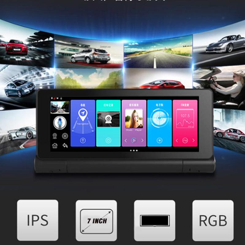 Camera Hành Trình Android K200 7 Inch cung cấp bởi Shoponlinegiagoc giám sát xe từ xa