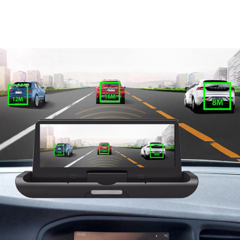 Camera Hành Trình Android T98 8 Inch cung cấp bởi Shoponlinegiagoc giám sát xe từ xa