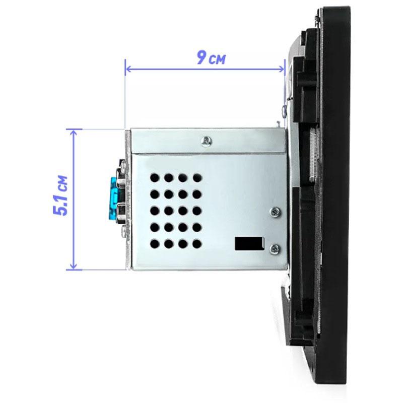 Đầu Phát Nhạc Mp5 Màn Hình Điện Dung 9 Inch HD Bluetooth 9008