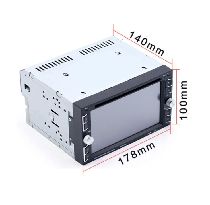 Đầu DVD Mp5 Cảm Ứng 7 Inch HD Bluetooth SP3