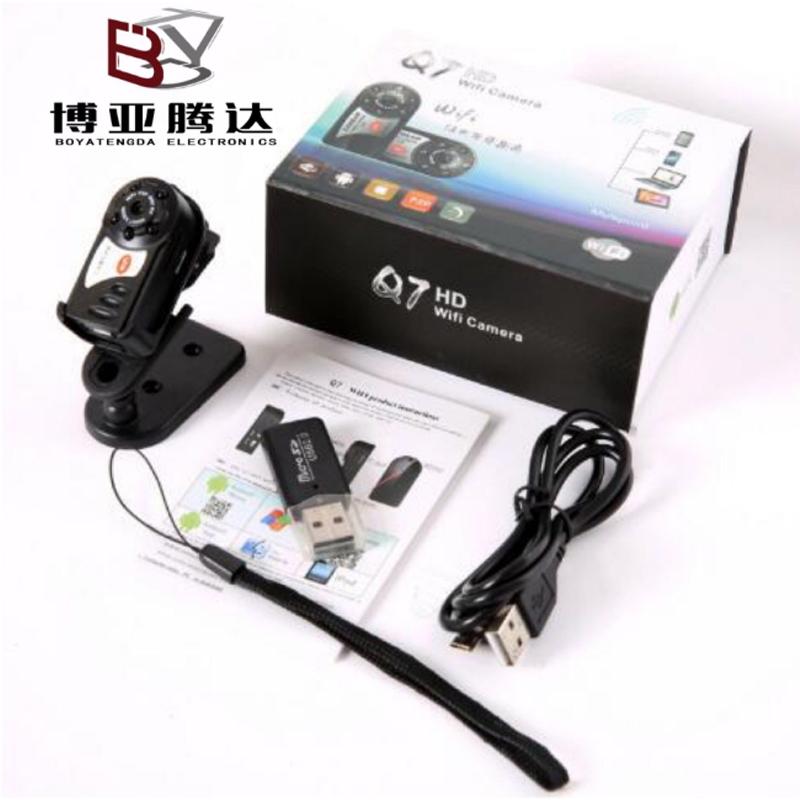 Camera Mini wifi siêu nhỏ Q7