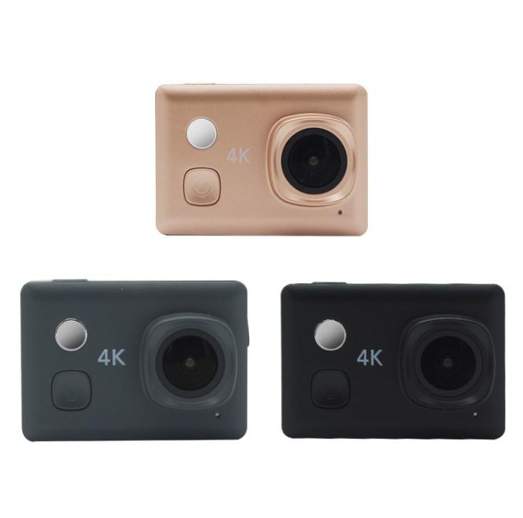 Camera Hành Trình Xe Máy 4K-SJ9100 PRO (Chống Nước, Đồng Hồ Đeo Tay)